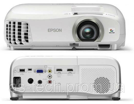 Мультимедийный проектор Epson EH-TW5300 (V11H707040), фото 2