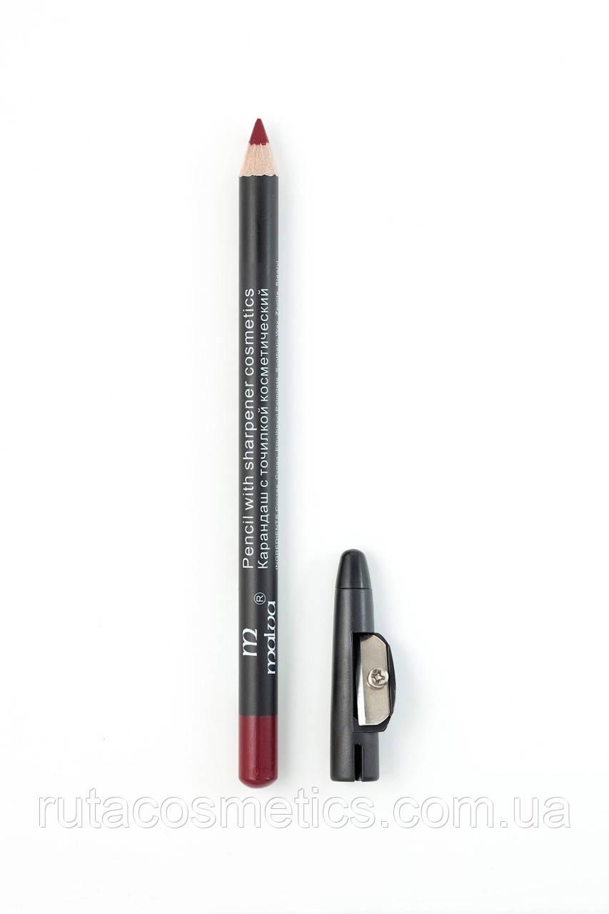 Malva cosmetics карандаш с точилкой 11