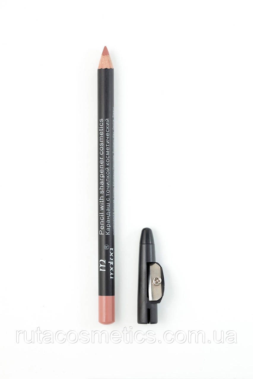 Malva cosmetics карандаш с точилкой 12