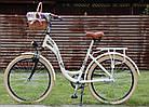 Велосипед Lavida 26 Nexus 3 Cream Польща, фото 2