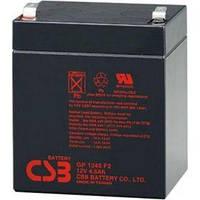 Аккумуляторная батарея CSB 12V 4.5AH (GP1245) AGM