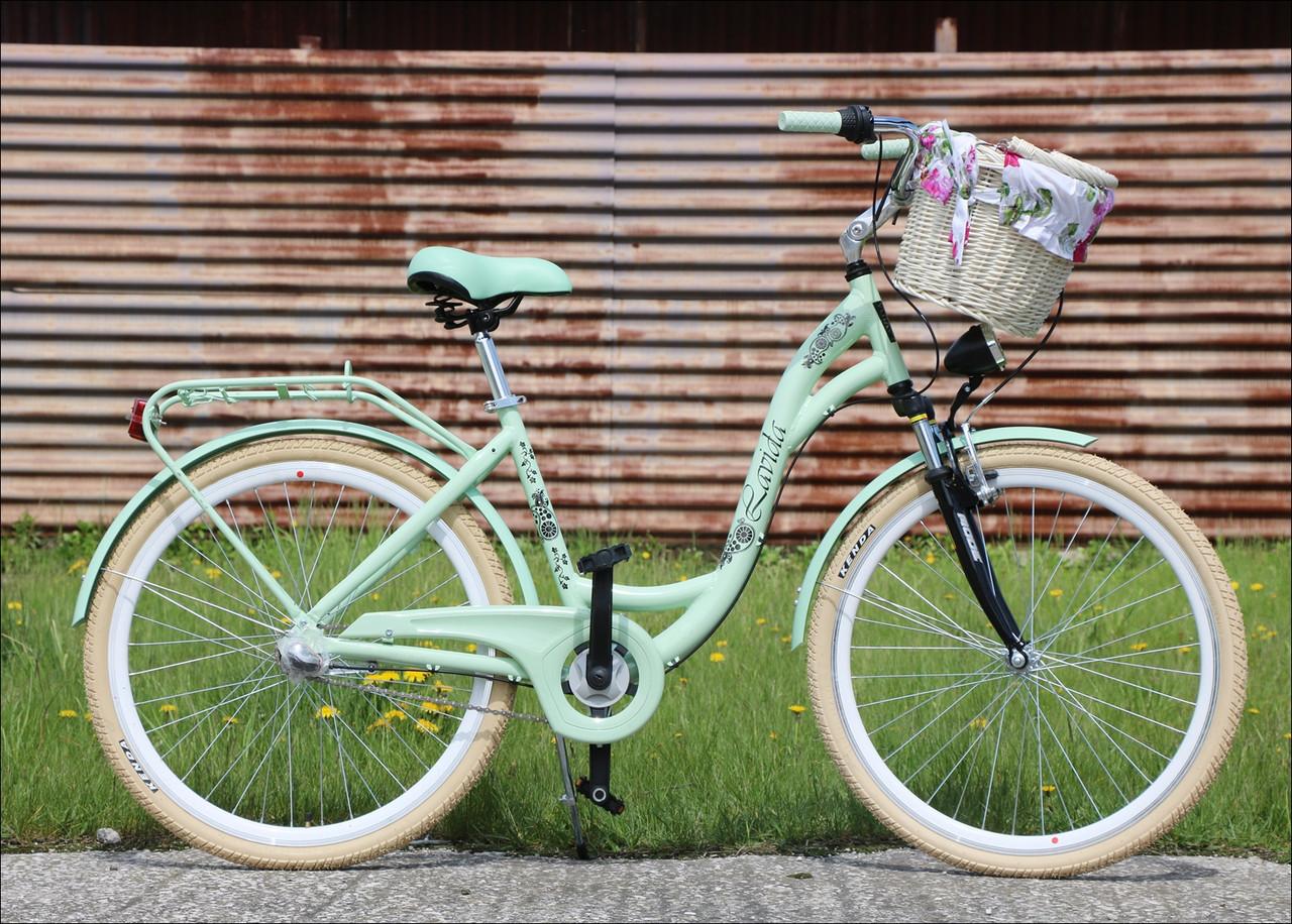 d5ecc5e2b9d5be Купить Велосипед Lavida 26 Nexus 3 Mint Польша с доставкой по ...