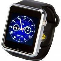 Смарт-часы ATRIX Smart watch E07 Steel/Black