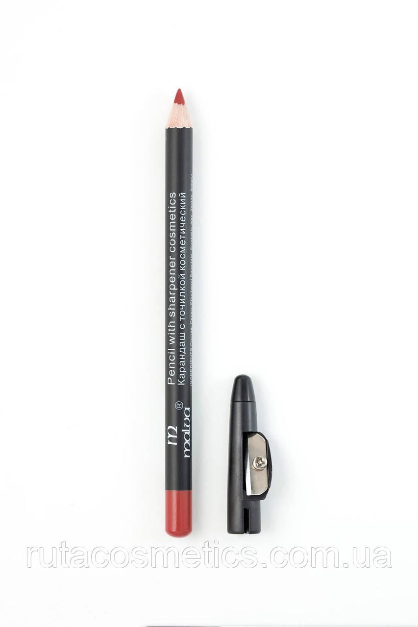 Malva cosmetics карандаш с точилкой 17