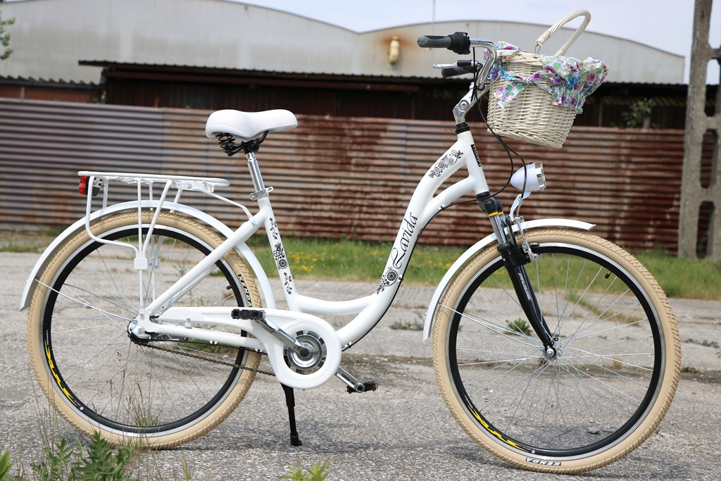 cdc78e5a17b775 Велосипед Lavida 26 Nexus 3 White Польща - Інтернет-магазин Євробест в  Львове
