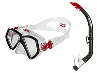 Набор для плавания маска + трубка ARENA Sea Discovery 2