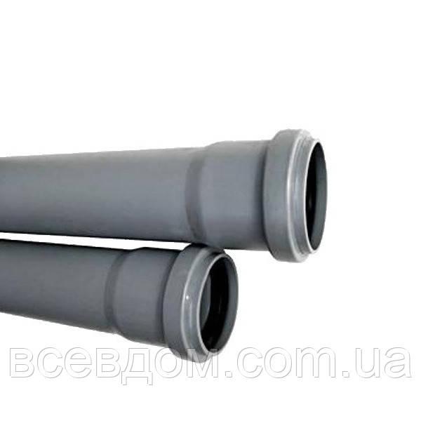 Труба для внутренней канализации Инсталпласт 50х1.8х1000
