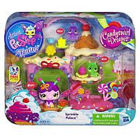 Игровой набор Littlest Pet Shop Сверкающий дворец. Оригинал Hasbro