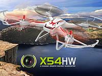 Квадрокоптер SYMA X54HW HD камера 2 цвета В НАЛИЧИИ Наложка