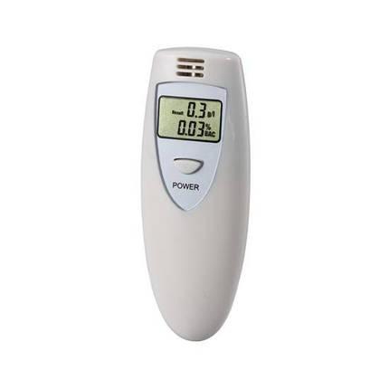 Карманный цифровой алкотестер с LCD Digital Breath, фото 2