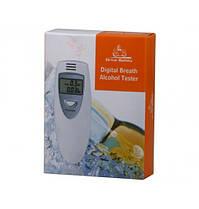 Карманный цифровой алкотестер с LCD Digital Breath, фото 3