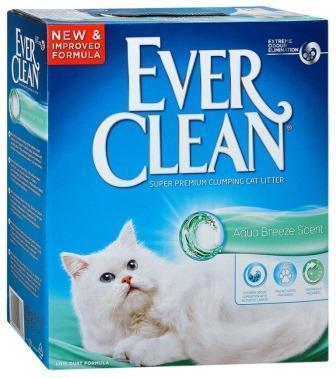 Ever Clean Аква бриз 6л - наповнювач для котячого туалету