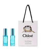 Парфюм в подарочной упаковке Chloe Eau de Parfum  40 мл(2шт по 20 мл)