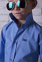 Детская стильная рубашка D&G
