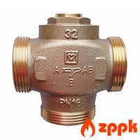 Трехходовой термосмесительный клапан HERZ TEPLOMIX DN 32