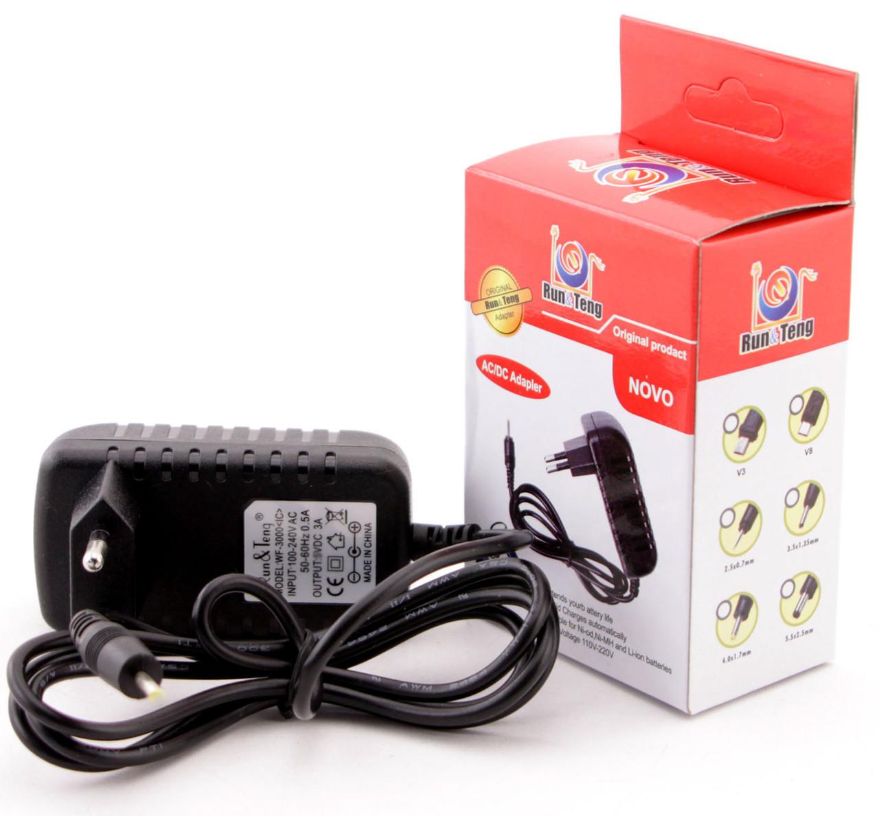 Адаптер блок питания зарядное для планшета 9V 3A
