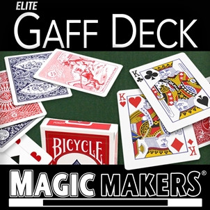 Gaffed Deck by Magic Makers