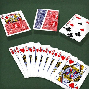 Gaffed Deck by Magic Makers, фото 2