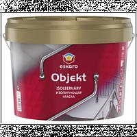 Objekt - Изолирующая глубокоматовая акрилатная краска