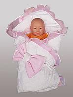 Конверт одеяло на выписку из роддома