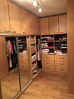 Мебель в гардеробную комнату, фото 1