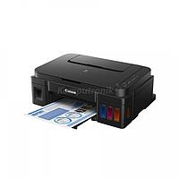 Принтер струйный МФУ Canon PIXMA G2400 фотопринтер
