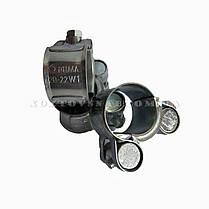 Хомуты усиленные «Optima» 74-79 мм, фото 2