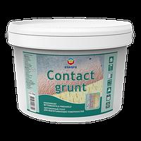 Contact Grunt 1,2 кг - Адгезионная грунтовка для невпитывающих поверхностей