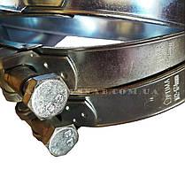 Хомуты усиленные «Optima» 80-85 мм, фото 2