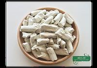 Глина Белая прессованная природная для еды 1кг