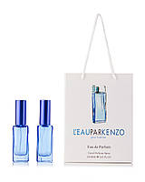 L'Eau par Kenzo pour Homme Kenzo 2 по 20 мл парфюм в подарочной упаковке