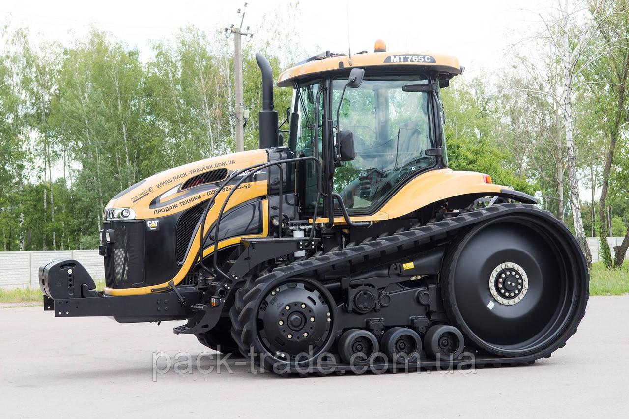 Трактор гусеничний Challenger MT 765 C