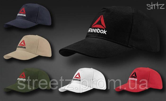 Кепка Бейсболка Reebok Crossfit, фото 2