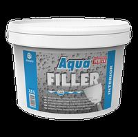 Aqua Filler - Влагостойкая мелкозернистая шпатлевка