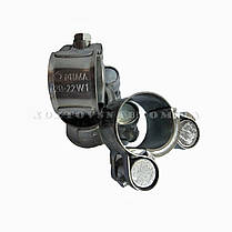 Хомуты усиленные «Optima» 227-239 мм, фото 2