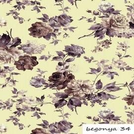 Ткань для штор Begonya 34