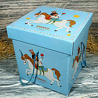 Подарочная коробка складная БОЛЬШАЯ 21147-05