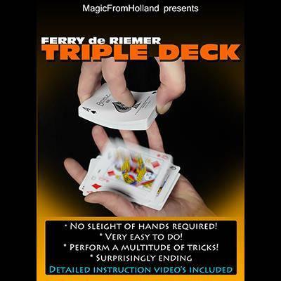 Triple Deck (Red) by Ferry De Riemer, фото 2