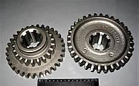 Шестерня 2 и 4 передач КПП ЮМЗ, Д-65, z=32/21