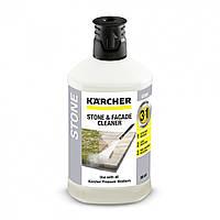 Средство для очистки камня и фасадов Karcher 3-в-1, Plug-n-Clean, 1 л (6.295-765.0)