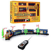 Железная дорога с радио управлением 0620