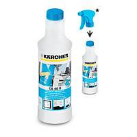 Средство для очистки стекол CA 40 R, готовый к применению Karcher (6.295-723.0), 0.5 л
