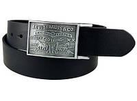 Ремень Levi's Plaque Bridle Belt With Snap Closure