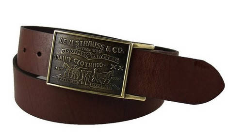 Ремень Levi's Bridle Leather Belt