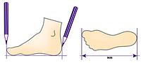 Как правильно определить размер обуви
