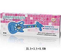 """Обучающая игрушка Гитара-орган SR185 """"Минигитара"""""""