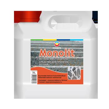 Monolit 10 л - Средство для пропитки бетона