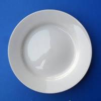 Тарелка фарфоровая мелкая, диаметр 175 мм. Столовая посуда, купить Киев