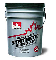 Жидкость для АКПП ALLISON Petro-Canada Heavy Duty Synthetic Blend Automatic Transmission Fluid