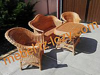 Комплект плетеной мебели VIP - 2